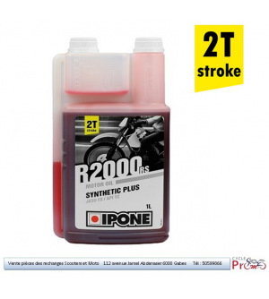 Huile 2T IPONE R2000 RS
