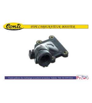 PIPE CARBURATEUR BOOSTER CONTI ORIGINE